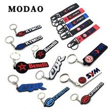 Universal Motorrad zubehör Für Auto keychain Schlüssel ring H onda CBR SYM MAXSYM400/600 KYMCO Benelli Cfmoto Keychain
