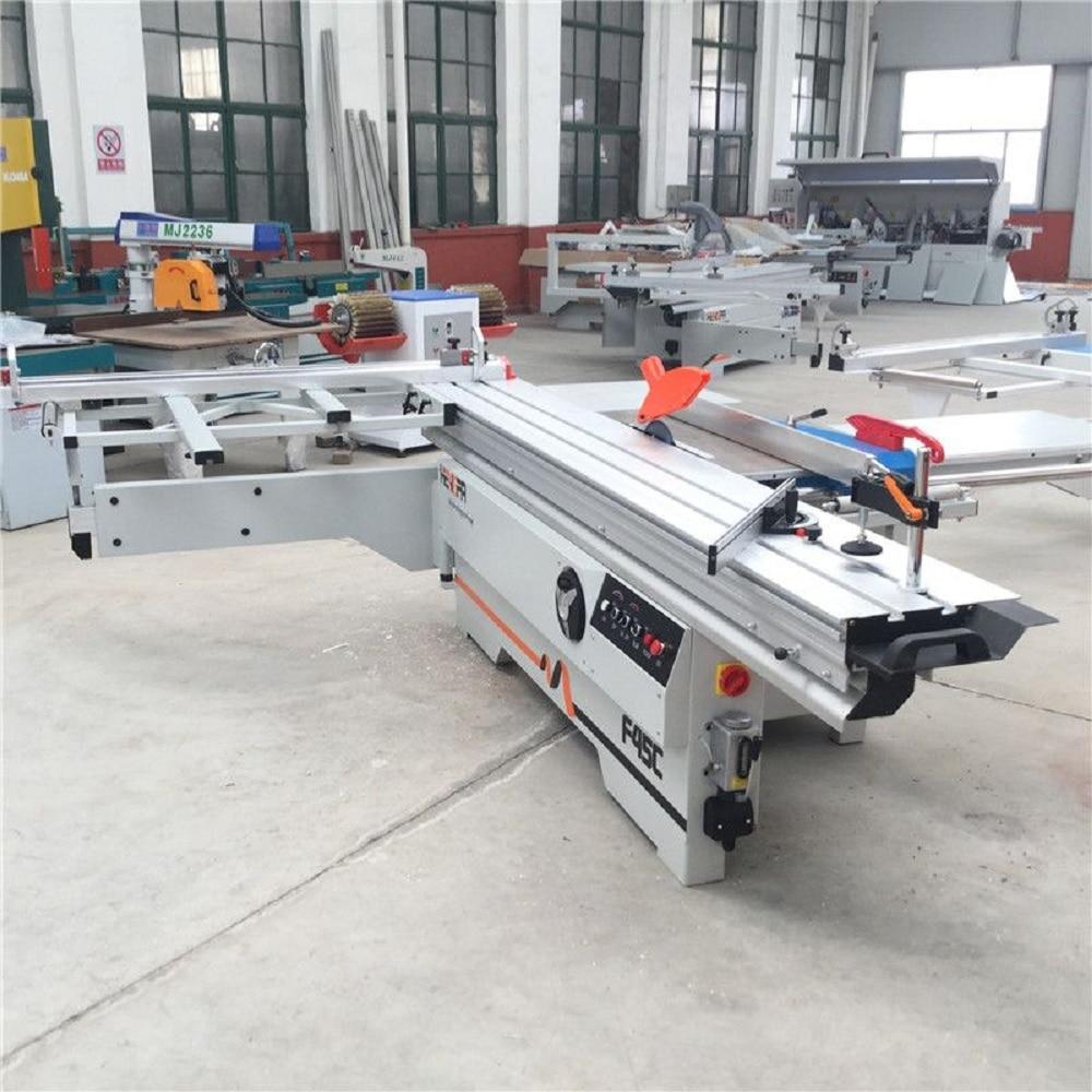 منشار لوحة طاولة انزلاقية كبيرة السعة لـ 3000 مللي متر ، لوح خشب كبير/MDF/بلاستيك/أكريليك/ABS للمصنع الأصلي بسعر منخفض