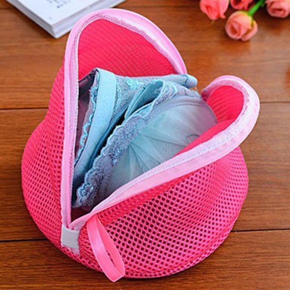 Útil bolsa de lavandería para sujetadores, bolsas de malla para sujetadores, cesta para limpieza de ropa interior, bolsillo, lavadora de ropa, organizador para el hogar