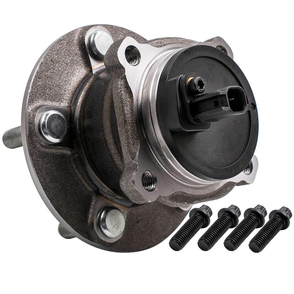 Para Ford Focus MK2 MK II C-MAX 04-12 de la rueda trasera cojinete ensamblaje del eje Sensor ABS 1230942, 1230942,1309814 de 1230942,1355129