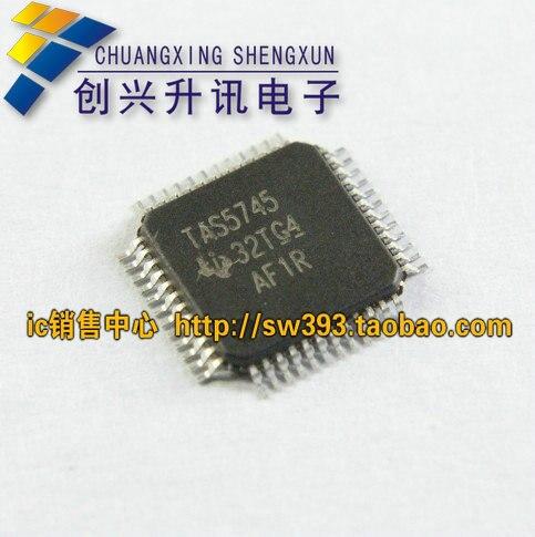 Бесплатная доставка. TAS5745 Оригинальный ЖК-телевизор аудио драйвер чип