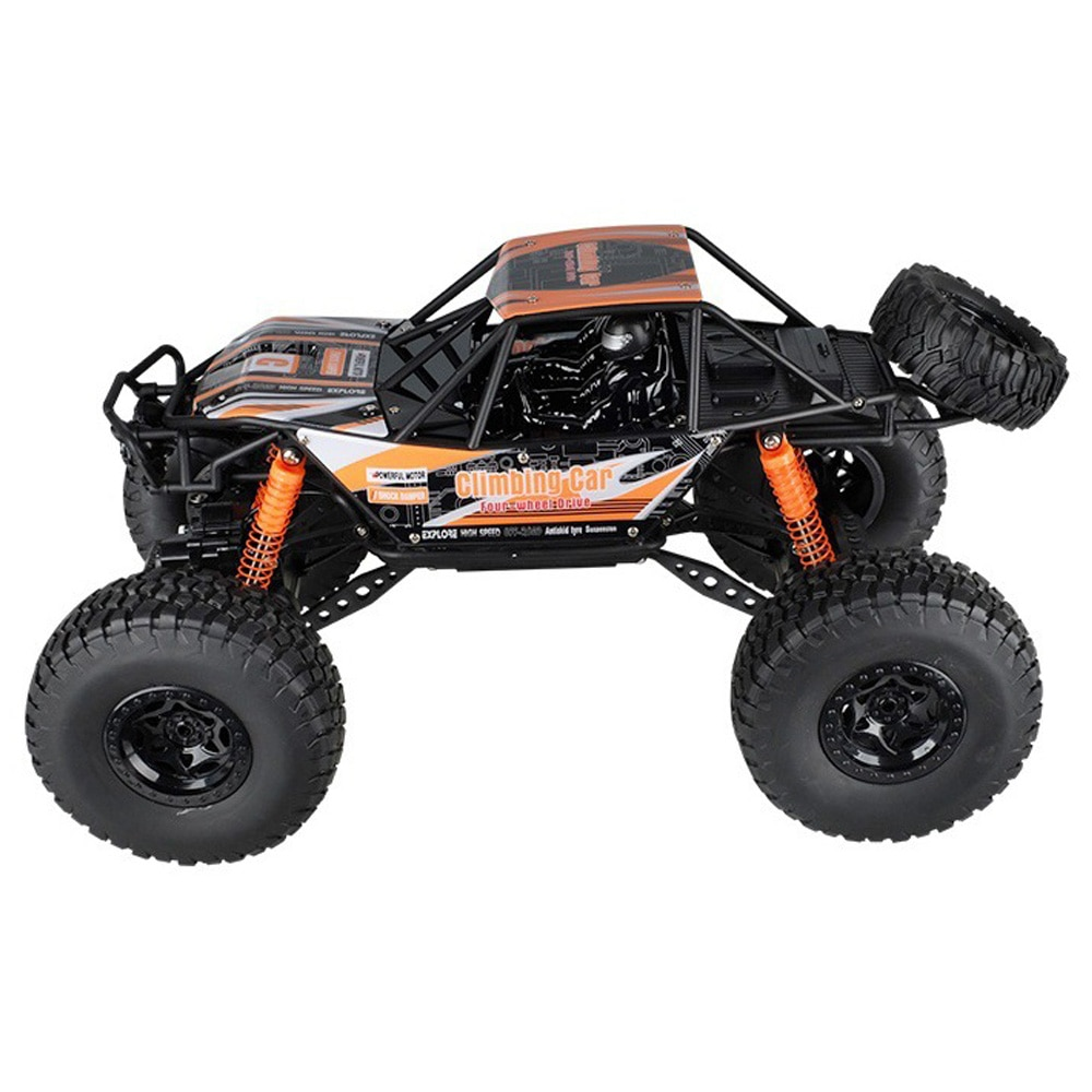 2020 New RC Car 1/14 4WD Remote Control High Speed Vehicle 2.4Ghz Electric RC Toys  Truck Buggy Toys Kids Suprise Gifts rc enlarge