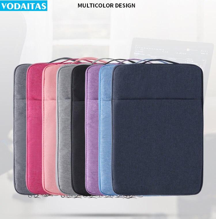 Bolsa luva caso bolsa para portátil para acer chromebook 11 13 14/r11 r13/spin 1 3 5 7/aspire e5 r3 v5 viagem ao ar livre notebook saco