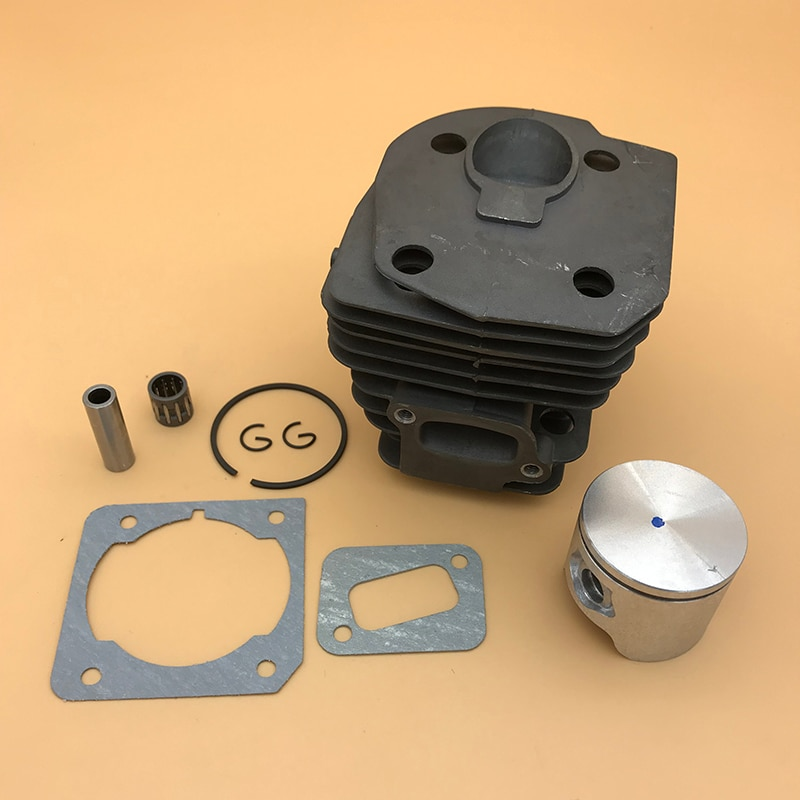 HUNDURE 44MM Cylinder Piston Engine Motor Fit For HUSQVARNA 350 353 351 346 XP 346XP Gas Chainsaw Spare Parts