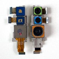 Оригинальный модуль M & Sen для большой камеры Xiaomi 10 Pro MI 10 Pro + широкоугольный + макросъемный + гибкий кабель для камеры + вспышка для MI10 Pro