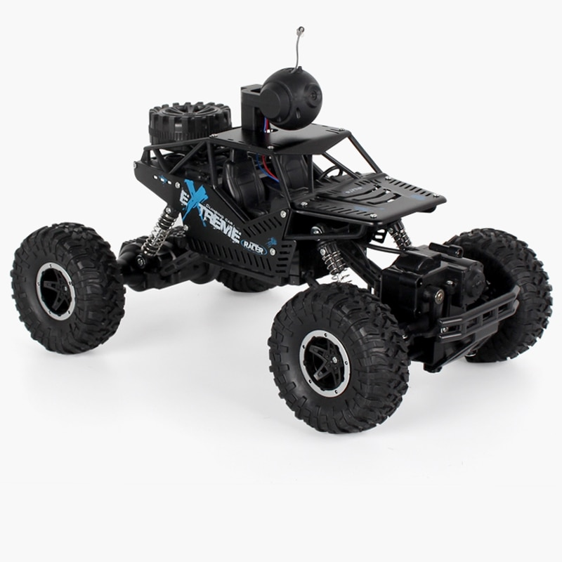 2021 NEW Kids RC Off-Road Car Toys 2.4G Radio Control Buggy HD Camera Vehicle 1:16 4WD Updated Version Speed Trucks Vehicle Gift enlarge