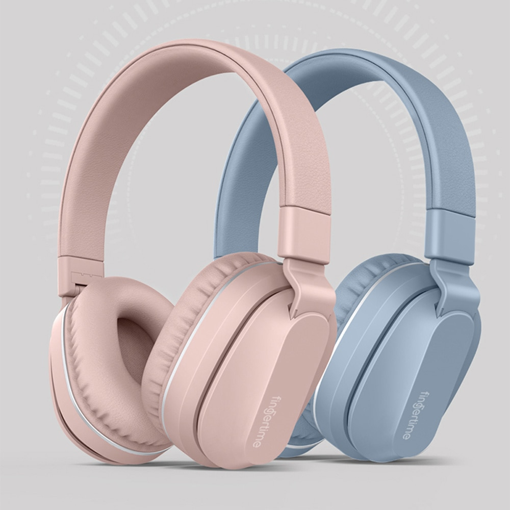 Wireless Headset For Girls Female Girlfriend Bluetooth 5.0 Wireless / Wired Headphone With Microphone Music Sport Oortephone enlarge