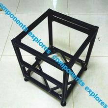 Frame for Hypercube Evolition  300*300*500   300*300*600  3D Printed Parts Black or Slivery Color