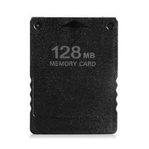 Small Size High Speed Memory Card Save Game Data Stick Module Card Suitable for Sony PlayStation PS2 Black
