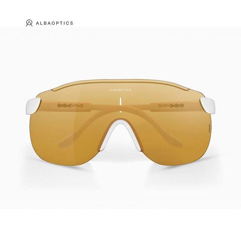 Солнечные очки STRATOS ALBA мужские, спортивные солнцезащитные, для езды на велосипеде, для горных велосипедов