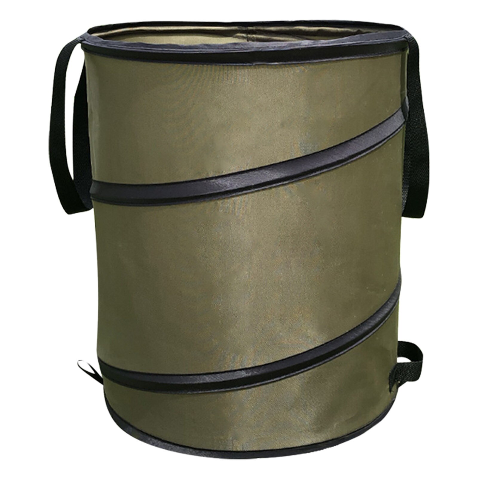 Contenedor plegable reutilizable para exteriores, bolsa de jardinería de 10 galones, resistente...