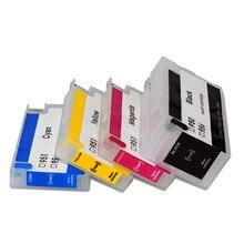 954XL 954 HP954 Cartouche Dencre Rechargeable avec puce ARC pour HP OfficeJet Pro 8710 8720 8730 8210 7740 7730 8715 8725 8740 7720