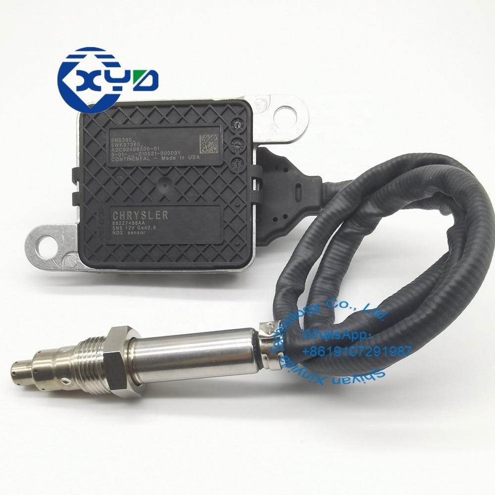 Le fabricant XINYIDA fournit directement le capteur d'oxygène de l'azote 5WK97360 5WK9 7360