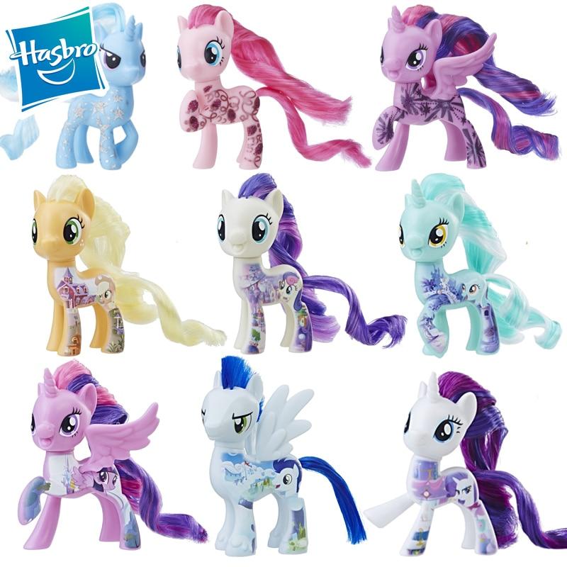 Hasbro, My Little Pony Friendship Is Magic, la película, todo acerca de Applejack Twilight Sparkle, Applejack Rarity Soarin, juguete de muñeca B8924