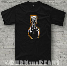 Pistón camiseta tuning dedo medio divertido turbo jdm Ingeniero Mecánico camiseta