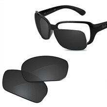 Glintbay New Performance Polarized Replacement Lenses for Ray-Ban RB4068-60 Chromance Sunglasses - M