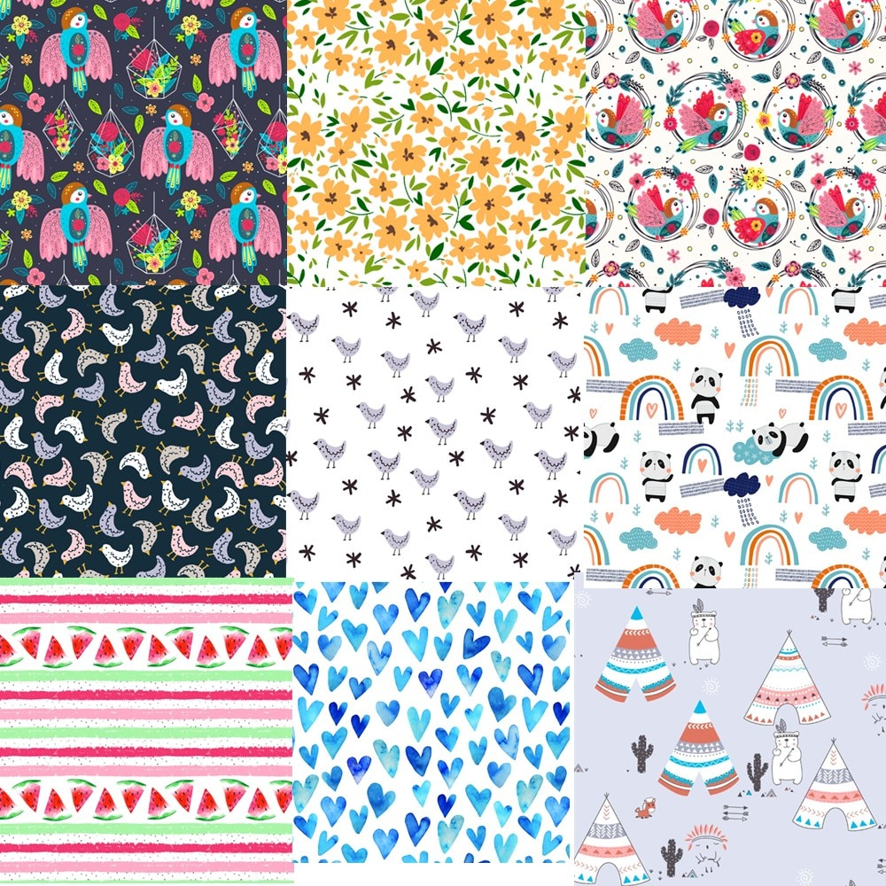 pororo sgs certificated new coming waterproof pul fabric for baby reusable diaper handmade cloth diaper fabric Asenappy Printed Fabric For Baby Reusable Cloth Diaper Wet Bag, BPA Free Waterproof Fabric PUL For Baby Nack Bag