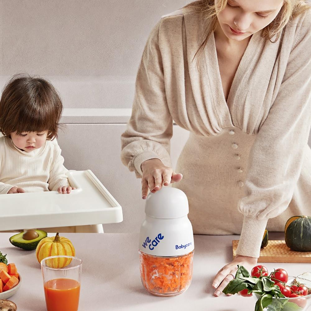 Мини устройство для кормления младенцев пищевая добавка Мясорубка измельчитель овощей фруктов дробилка для новорожденных блендеры комбай...