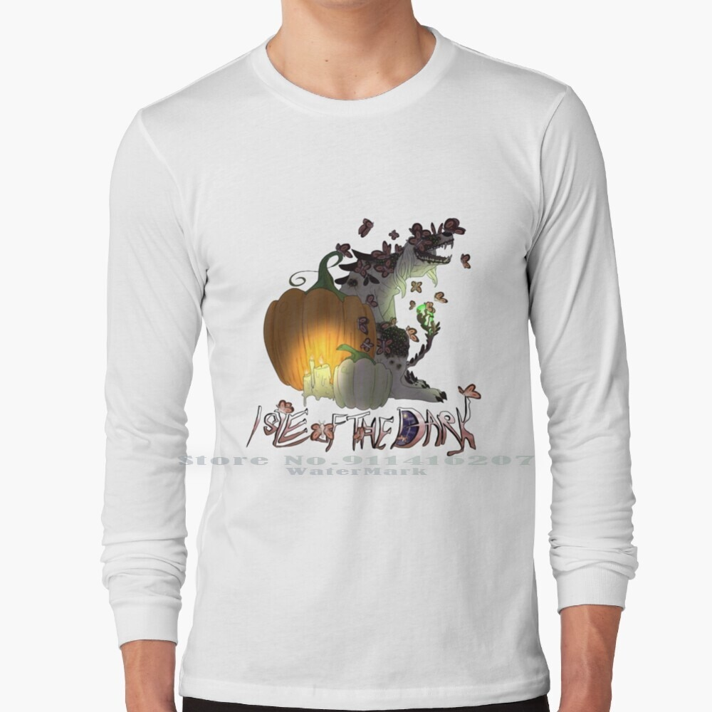 Datsoe Named Potato T Shirt 100% Pure Cotton Monster Creature Isle Of The Dark Dog Pumpkin Halloween Spooky Datsoe Moth Book