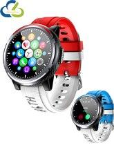 2021 neue Sport Smartwatch Männer Mit Bluetooth Stimme Call-Support 24 Stunden Herz Rate Monitor Smart Uhr Für Mehrere Sport