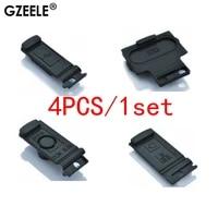 GZEELE 4PCS 1set NEW CF29 USB Network COM AC port Cover for Panasonic TOUGHBOOK CF-29