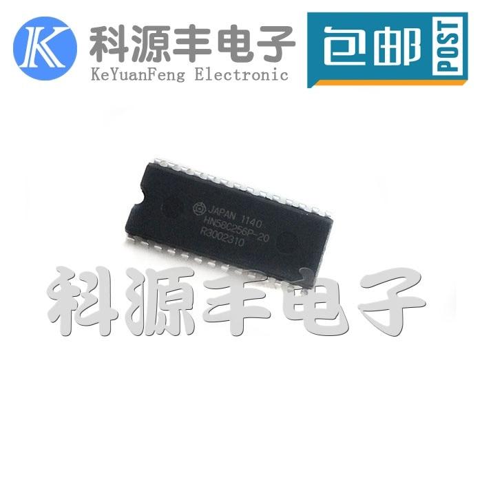100% novo & original HN58C256P-20 HN58C256P-25 dip-28 em estoque