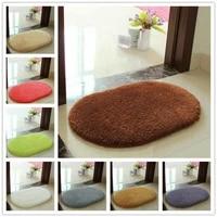 absorbent soft memory foam bath bathroom bedroom floor shower non slip mat rug household