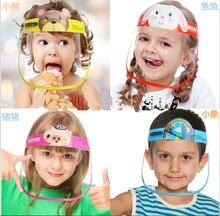 Masque Protection faciale complète pour enfants   Protection antivirus, Protection enfants, Anti-poussière amovible, masque facial Anti-goutte, masque facial Spittle, visière, casquette solaire