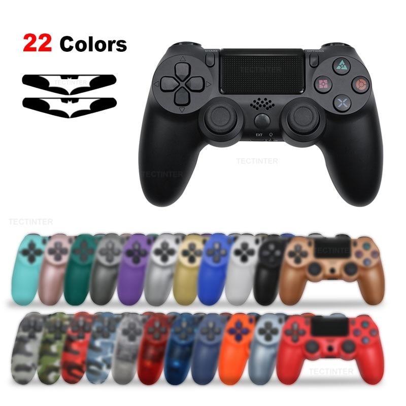 دعم بلوتوث لوحة ألعاب لاسلكية ل PS4 تحكم صالح ل PS4/سليم/برو وحدة التحكم ل PS4 PC المقود ل PS3 تحكم وحدة التحكم