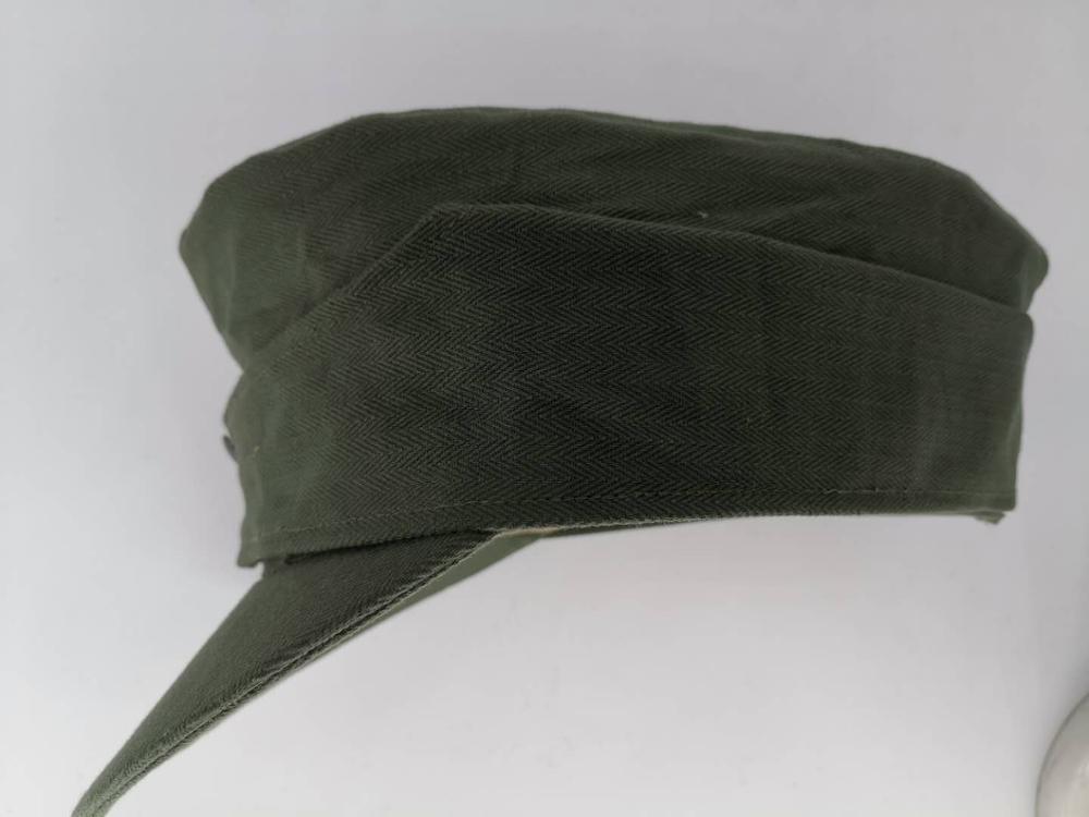 WW2 E.M.D. قبعة. HBT M43
