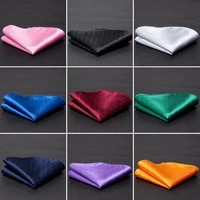 men cravat solid silver point bowtie fashion jacquard bow tie accessories gifts for mens ties hankies formal dress handkerchief