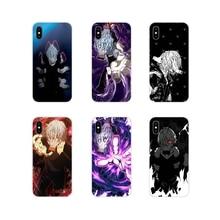 For Samsung Galaxy A3 A5 A7 A9 A8 Star A6 Plus 2018 2015 2016 2017 Tomura Shigaraki My Hero Academia Soft Transparent Skin Cover