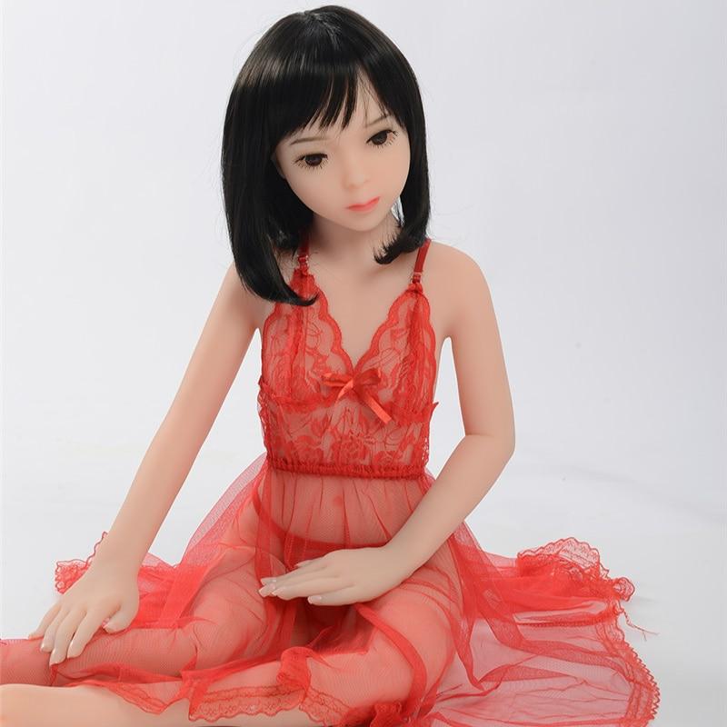 100cm pecho plano de silicona muñecas sexuales con esqueleto de Metal vida japonesa adultos Mini realista Oral sexo muñecas Vagina para hombre