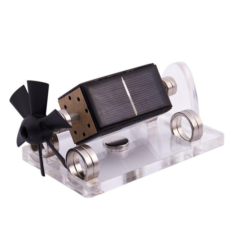 نموذج رفع مغناطيسي شمسي ، محرك Mendocino ، نموذج تعليمي ، St41