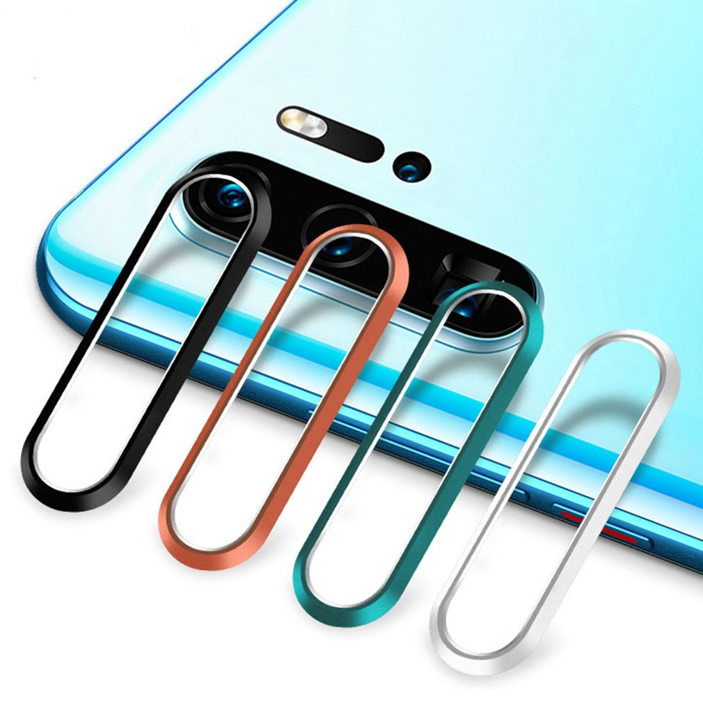 Aluminum Rear Camera Lens Metal Protector Protection Ring For Huawei P30 Pro P30Pro Case Mobile Phon