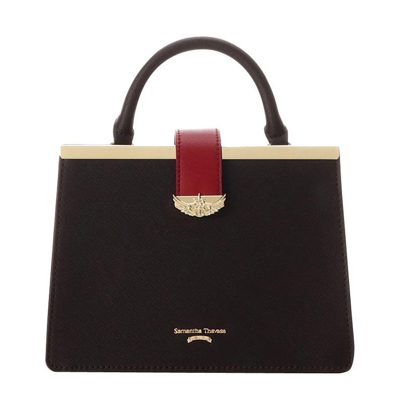 Cosplay Card Captor Sakura PU Leather Double Small Square Bag Fashion Women Phone Pouch Shoulder Messenger Bags Cartoon Handbag