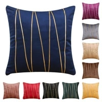 home fabric craft pillow solid color netherlands velvet pillow cover creative cushion sofa cushion pillow