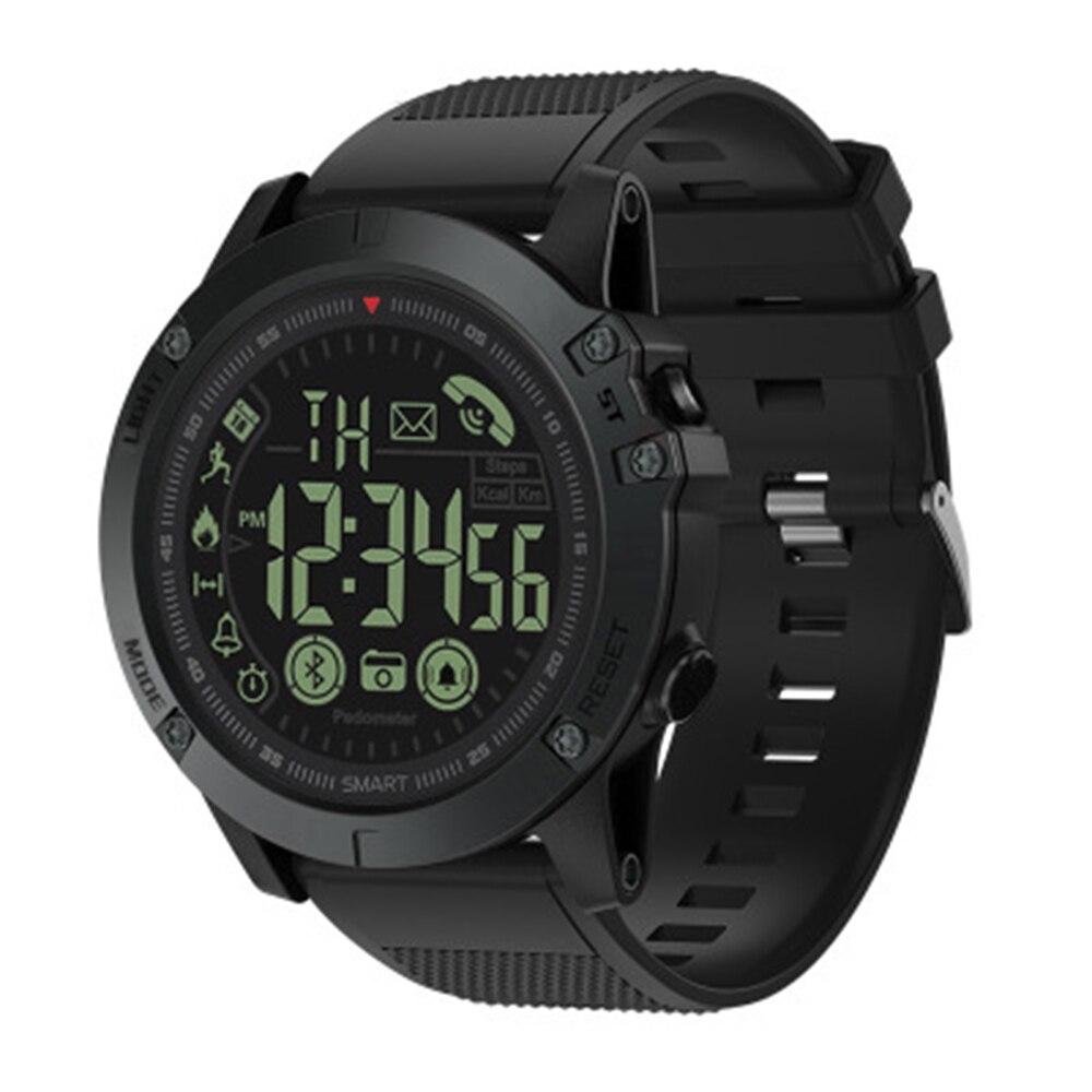 Reloj inteligente deportivo Apache SE, reloj inteligente deportivo para exteriores con podómetro, resistente al agua hasta 50m y alarma, reloj inteligente deportivo 2020