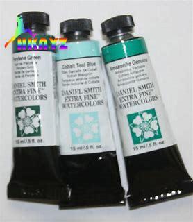 Conjunto de Acuarelas Profesionales, de 15ml pintura de acuarela, serie verde, Acuarelas de Aquarela, 1 Juego