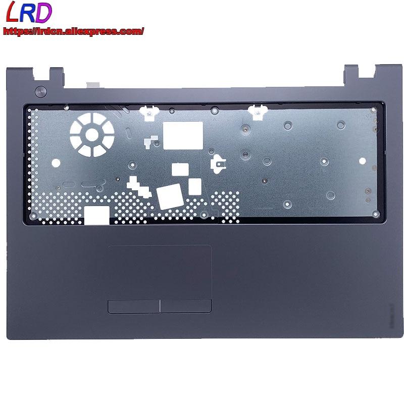 LRD جديد الأصلي لوحة المفاتيح قذيفة الحافة مع لوحة اللمس ومكبر للصوت لينوفو Ideapad S500 S500T المحمول الإسكان 13N0-B7A0101 الفضة