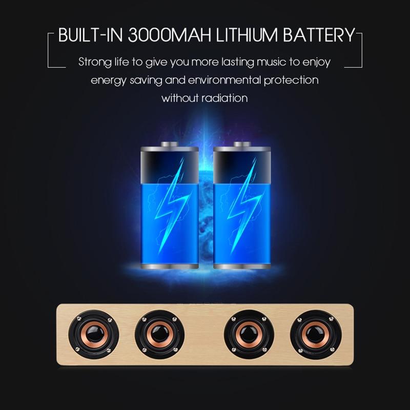 ITINIT Y22 Portable Bluetooth Speaker Portable Wireless Loudspeaker Sound 12W Stereo Music surround Waterproof Outdoor Speake enlarge