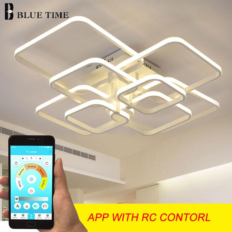 مصباح سقف LED بتصميم حديث ، إضاءة داخلية ، إضاءة سقف زخرفية ، مثالية لغرفة المعيشة ، غرفة النوم ، غرفة الطعام ، المكتب ، أبيض ، أسود ، قهوة ، AC ...