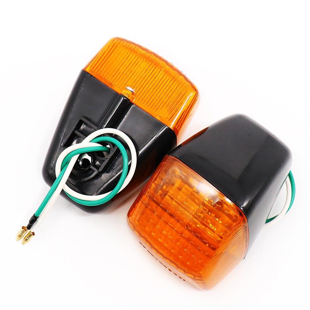 Luz de señal de giro para motocicleta, lámpara indicadora para HONDA CBR400, CBR29, NC29, VFR400, VFR30, NC30, RVF400, CBR, RVF, VFR, 400, 29, NC29 y NC30