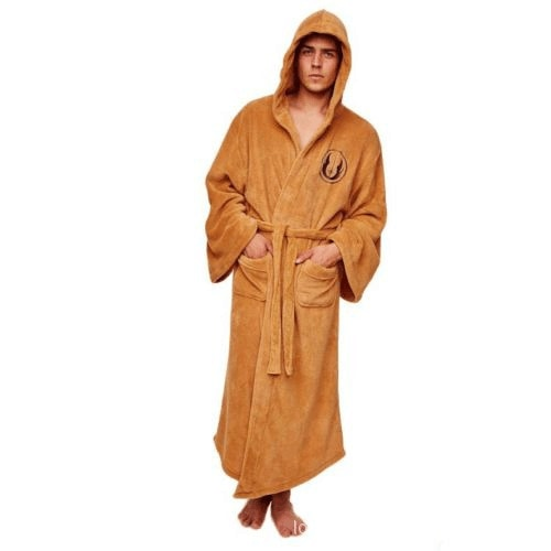 Ybaby Star Wars Jedi пижамы для мужчин и женщин Galaxy Empire халаты мужчины халат +ванна халат женщины +роскошь халат