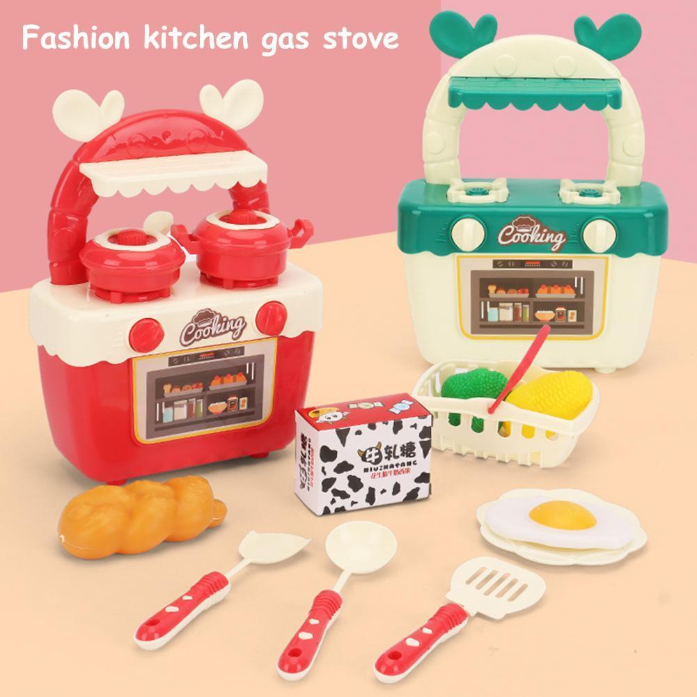 13 шт./компл. кукольный домик, кухонная игрушка, красочный высокий развивающий кукольный домик для детей, Кулинария, кухонная посуда, игрушка ...