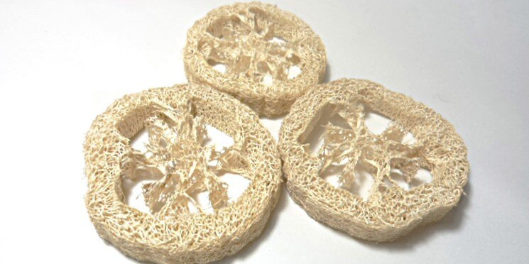 100 pçs/lote natural loofa luffa loofa fatias, artesanal diy personalizar ferramentas de sabão limpeza esponja purificador facial titular