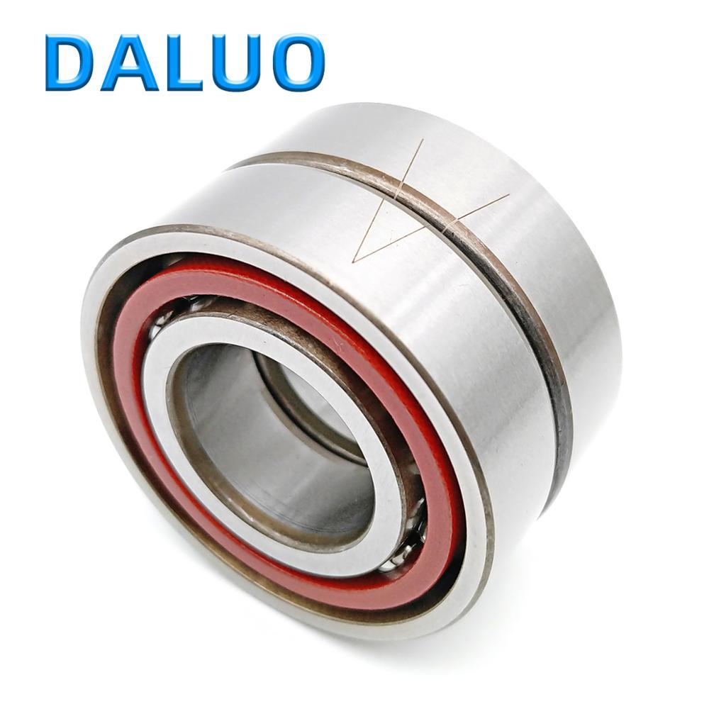 DALUO 7018C 7018AC 7018CTYN P5 P4 ديسيبل DT DF DG 90X140X24 7018 الدقة الزاوي الاتصال محامل ABEC-5 ABEC-7 CNC آلة أداة