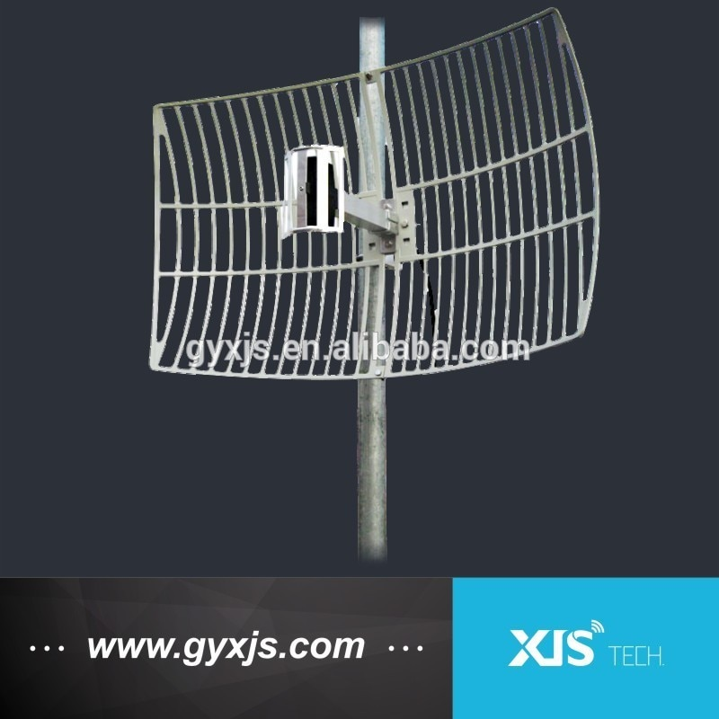 2,4 GHz 24 dBi 3g Wifi wlan outdoor Grid antenne