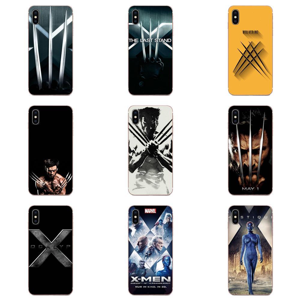 Patrón Ultra delgado X hombres xmen para Huawei Honor 4C 5A 5C 5X 6 6A 6X 7 7A 7C 7X 8 8C 8 9 10 10i 20 20i Lite Pro