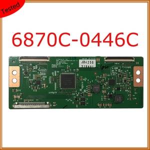 6870C-0446C TCON Card For TV Original Equipment T CON Board LCD Logic Board The Display Tested The TV T-con Boards 6870C 0446C